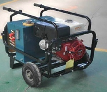 Hydraulic Power Unit - Twin Brush Hull Cleaning Machine
