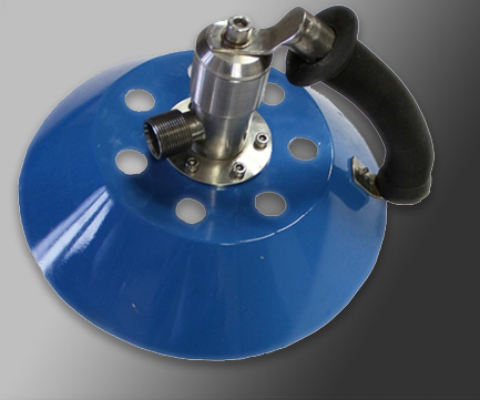 Propeller polisher