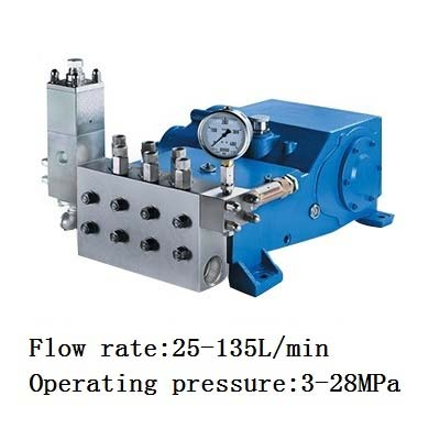 JR-1 Type High pressure pump