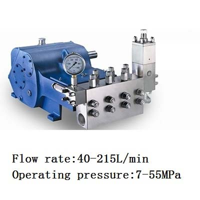 JR-2 Type High pressure pump
