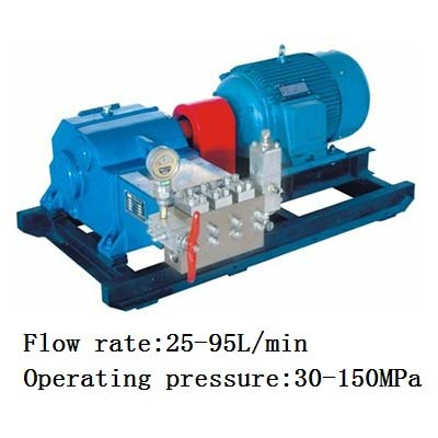 JR-2-A&B Type High pressure pump
