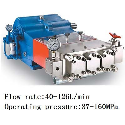 JR-3 Type High pressure pump