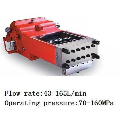 JR-200 Type High pressure pump