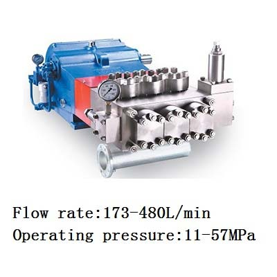 JR-4 Type High pressure pump